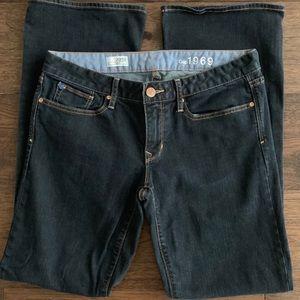 Gap 1969 Curvy Boot Jeans Size 10